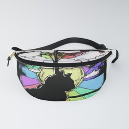 Window Of Opportunity Fanny Pack