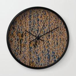 Rusty Wall Clock