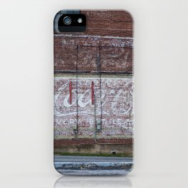 Ghost Ads iPhone Case