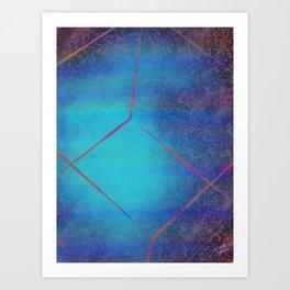 Fabublast Art Print