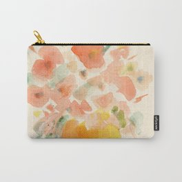 Gorgeous Poppies by artist John E. Carry-All Pouch