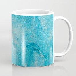 Blue Coaster 1 Coffee Mug