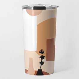 Abstract Elements 18 Travel Mug