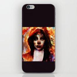 unwanted wedding iPhone Skin