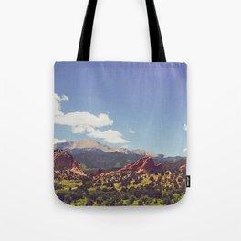 A Godly Garden Tote Bag