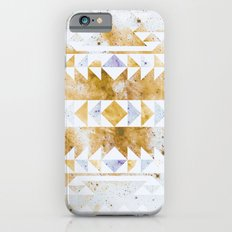 Burnt Gold Tribal iPhone 6s Slim Case