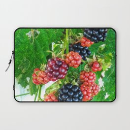 Blackberries Laptop Sleeve