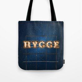 Hygge -  Wall-Art for Hotel-Rooms Tote Bag