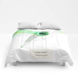 Calypte Chargere Comforters
