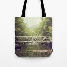 Horsepasture Bridge Tote Bag