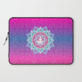 Buddha Lotus Laptop Sleeve