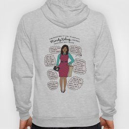 Mindy Kaling the Imaginary Best Friend Hoody