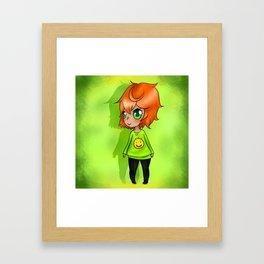 Be Happy~ Framed Art Print