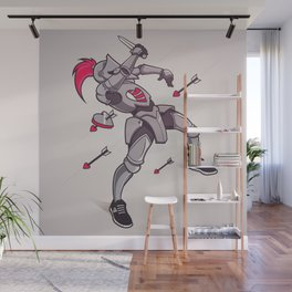Armor no Amore Wall Mural