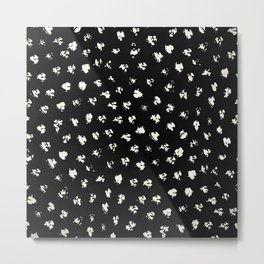 Cat Spots 2 Metal Print
