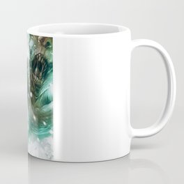 Numb Book 1 Zombie Concept 1 Coffee Mug