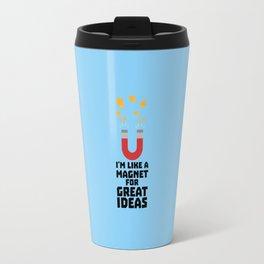 Great Idea Magnet T-Shirt for Women, Men and Kids Travel Mug