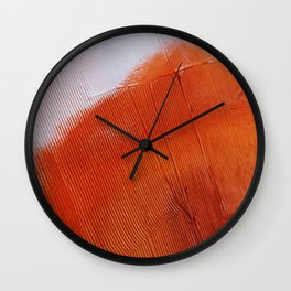 Snapshot Series #2: art through the lens of a disposable camera by Alyssa Hamilton Art Wall Clock