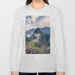 Mountain Peru Long Sleeve T-shirt