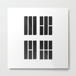 Kwae Metal Print