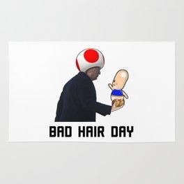 Bad Hair Day Rug