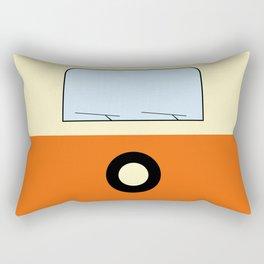 The Bus Rectangular Pillow