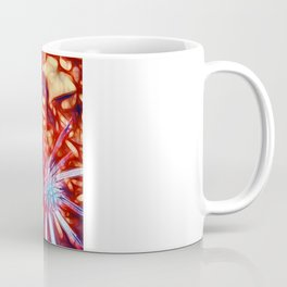 Star Bright in Red Coffee Mug