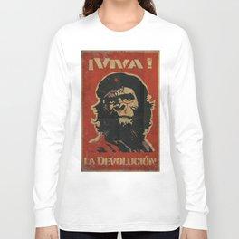 VIVA LA DEVOLUCIÓN Long Sleeve T-shirt