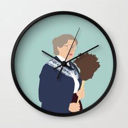 Mrs. Doubtfire Wall Clock