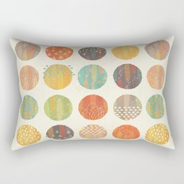 CELESTIAL BODIES Rectangular Pillow