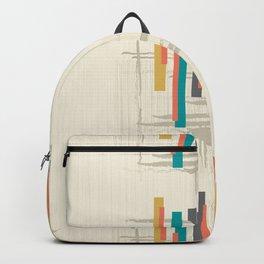 "Mid Century Modern ""Bar"" Backpack"