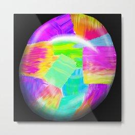 Opal Metal Print