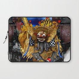 Barong Dance of Bali Laptop Sleeve