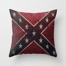 Southern States  Throw Pillow