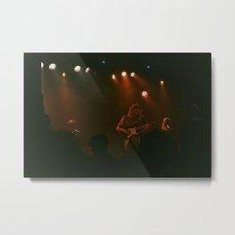 Matt Corby (Brighton, 2015) Metal Print