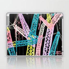 New York Cranes Laptop & iPad Skin