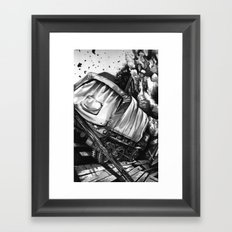 GMC Truck Part 2 Framed Art Print