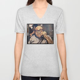 Danny Devito Reduction Print Unisex V-Neck