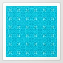 Mandala Tile Art Print