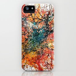 The Disruption iPhone Case
