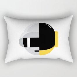 Daft Punk Rectangular Pillow