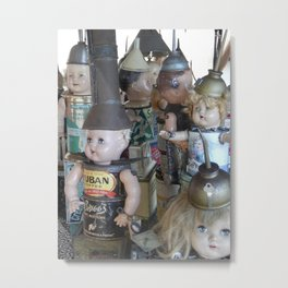 Dolly Mixture Metal Print