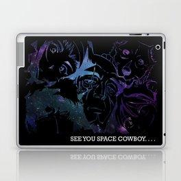 Space Cowboy Laptop & iPad Skin