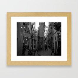 """Sunday 2 December 2012: """"...keep on doing what..."""" Framed Art Print"""