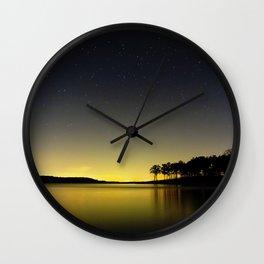 Texoma Shore Wall Clock