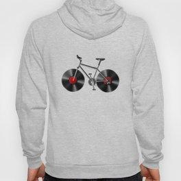 Vinyl Bike Hoody