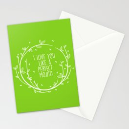 Mojito Stationery Cards