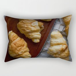 Croissants Rectangular Pillow