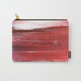 Copper Waves Carry-All Pouch