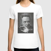 christopher walken T-shirts featuring Christopher... Walken by Earl of Grey